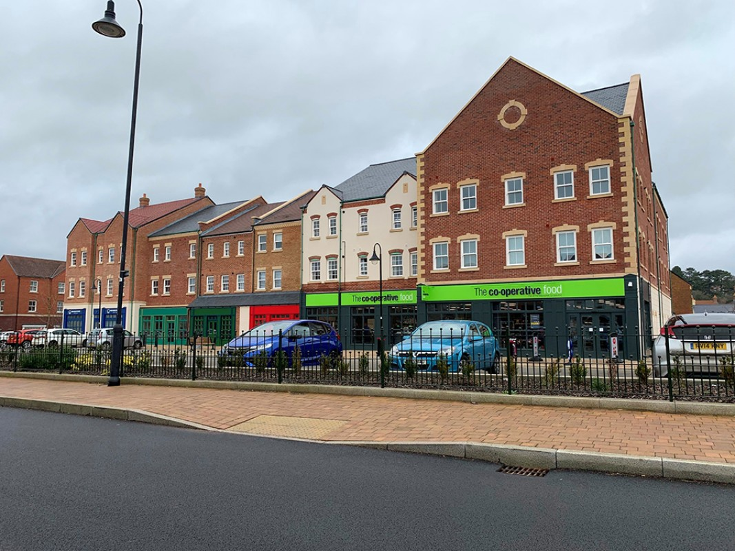 New Image for FISH & CHIP SHOP JOINS EAST WICHELSTOWE RETAIL SCHEME