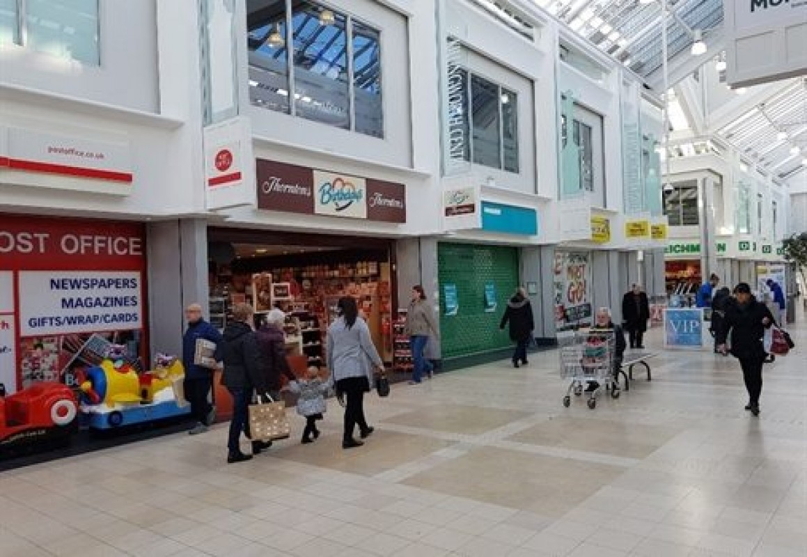 New Image for LCP ADDS THE KILLINGWORTH CENTRE TO ITS RETAIL PORTFOLIO