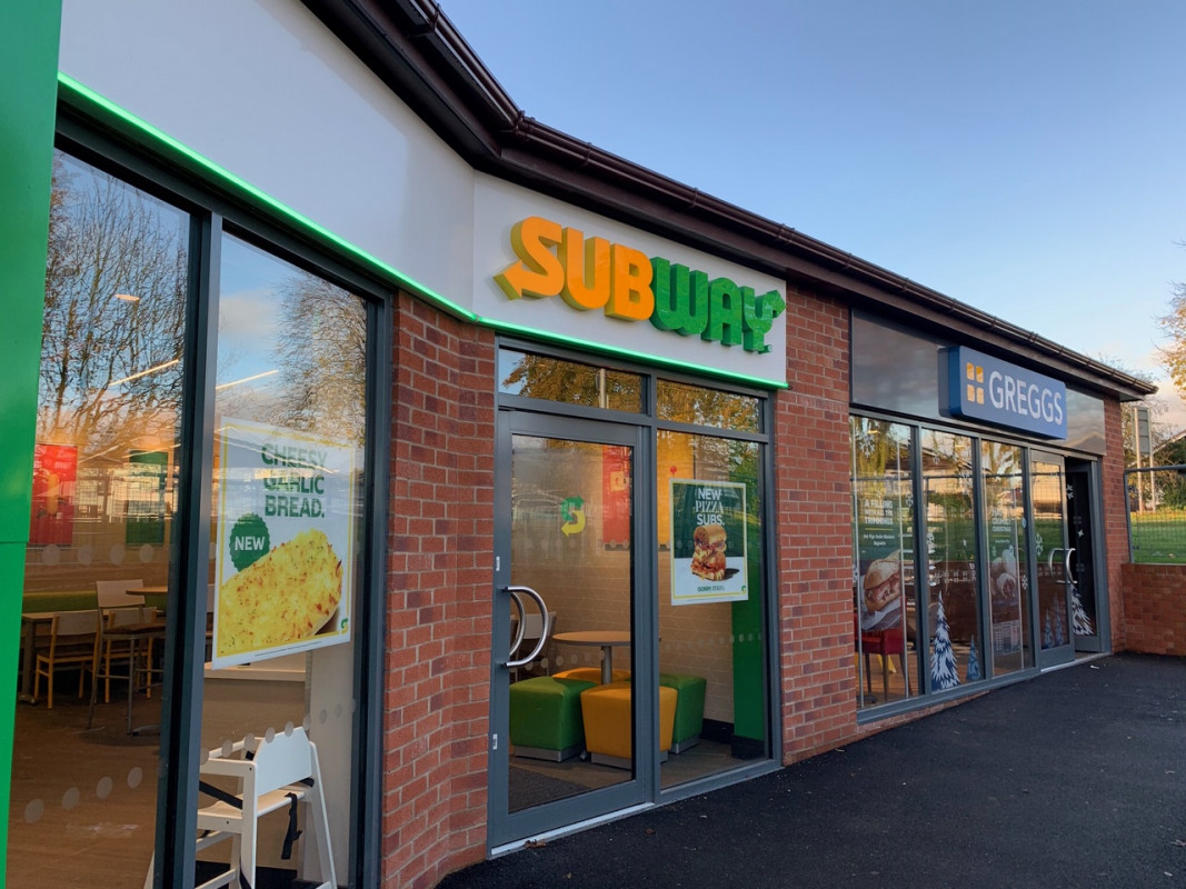 New Image for SUBWAY JOINS RETAIL PARADE IN PENKRIDGE