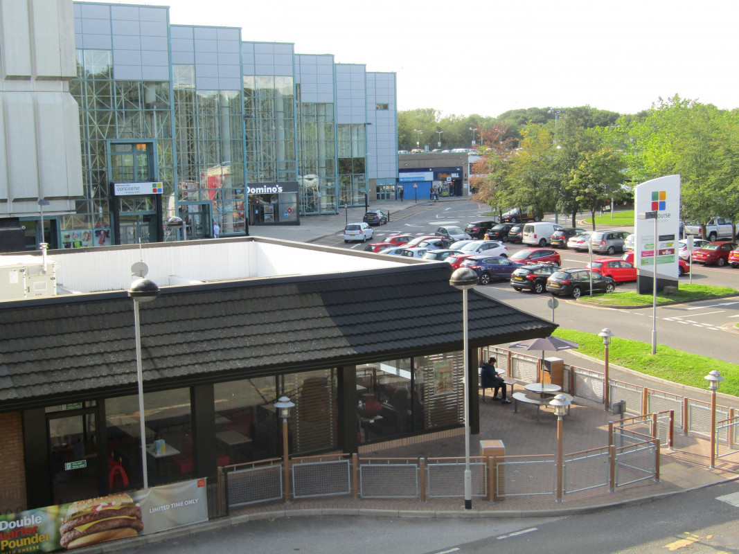 New Image for MYSTERY SHOPPER GIVES CONCOURSE SHOPPING CENTRE 100%