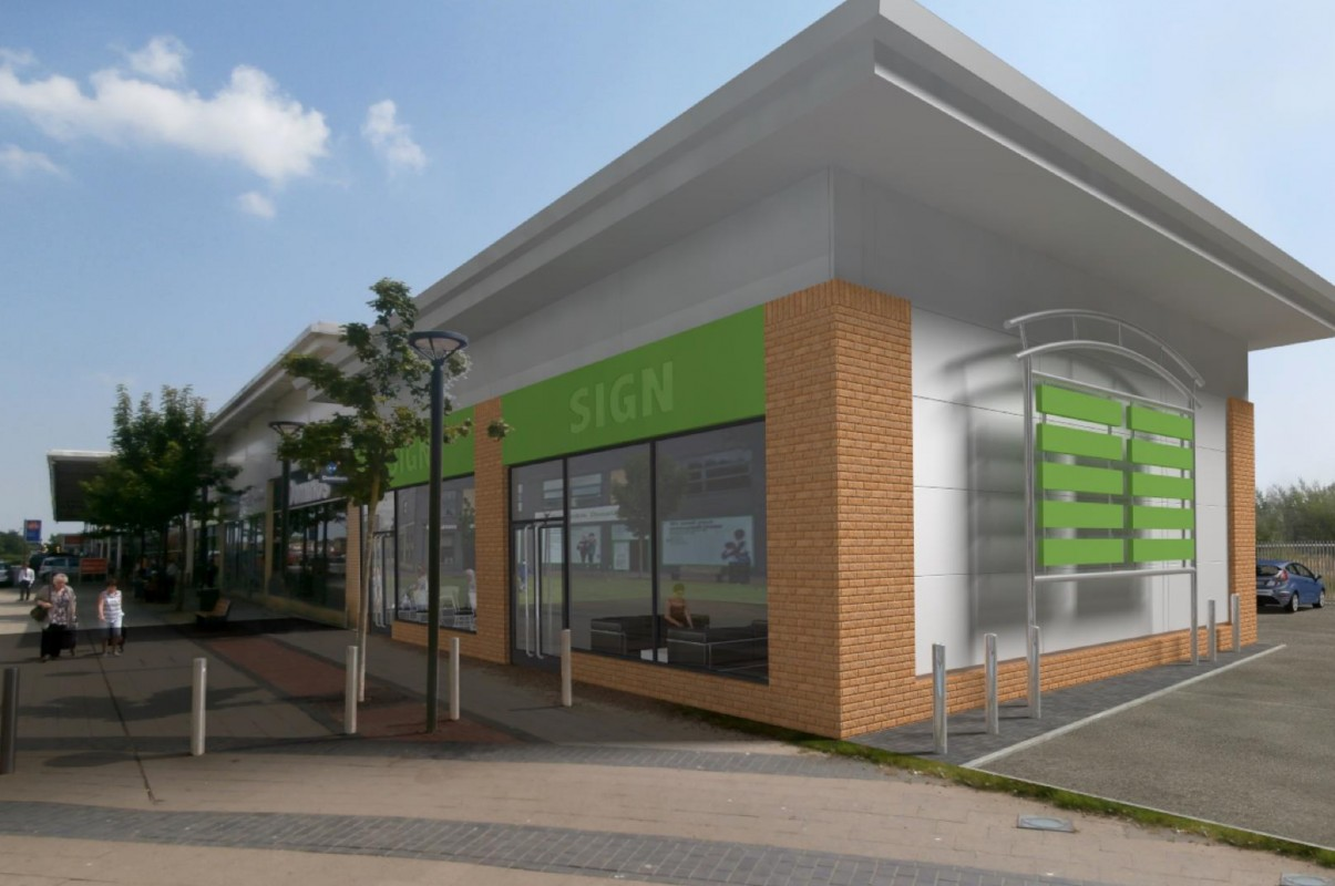 Image 1 of New Retail Development