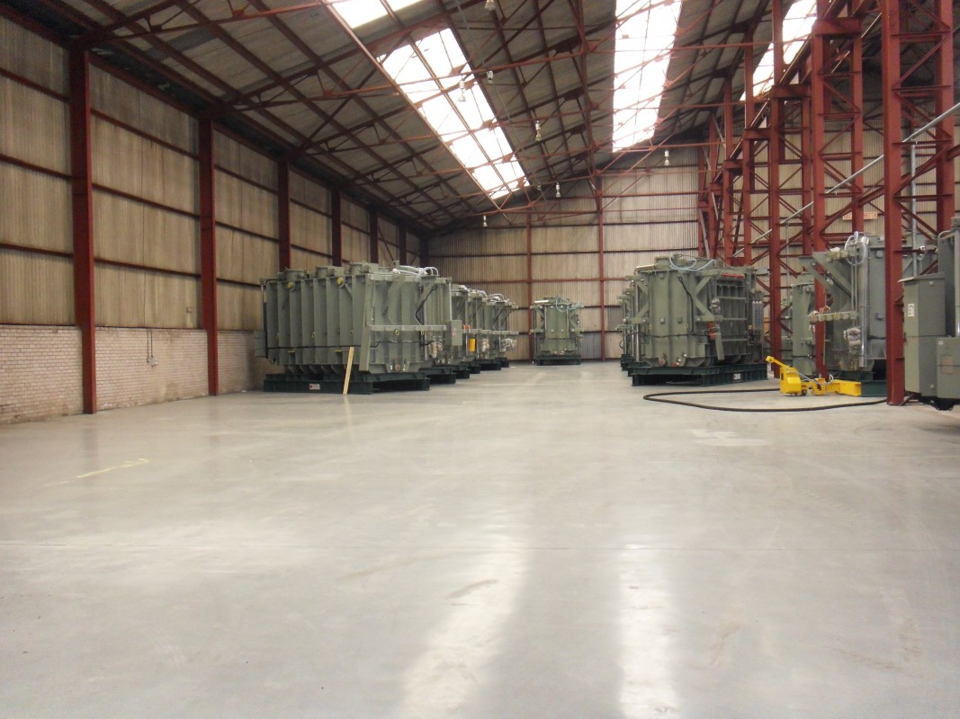 Image 5 of HEAVY GOODS HANDLING AND STORAGE FACILITY